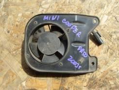 Вентилятор охлаждения радиатора. Mini Cooper S