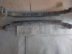 Рессора. Isuzu Elf, NHR69, NHR55 Двигатели: 4JB1, 4JB1TC, 4JG2