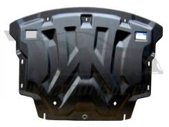 Защита двигателя. Hyundai Veloster