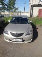 Mazda Mazda3. автомат, передний, 1.6 (105л.с.), бензин, 96 000тыс. км