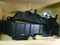 Защита топливного бака. Nissan Murano, Z50