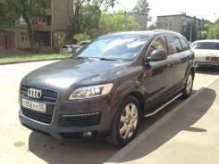 Audi Q7. С водителем
