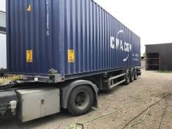Тонар 974623. Продам полуприцеп-контейнеровоз Тонар-974623., 38 700кг.