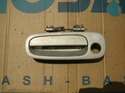 Ручка двери внешняя. Toyota Ipsum, SXM10, SXM10G Двигатель 3SFE