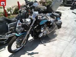 Harley-Davidson Sportster 1200 Custom XL1200C. 1 200куб. см., исправен, птс, без пробега. Под заказ