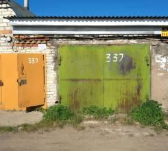 Гаражи капитальные. улица Карамзина 4, р-н Ленинский, 21,0кв.м., электричество, подвал. Вид снаружи