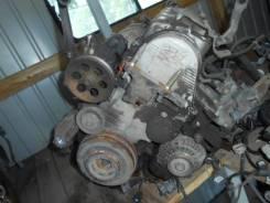 Двигатель в сборе. Honda HR-V, GH1 Двигатели: D16A, D16AVTEC