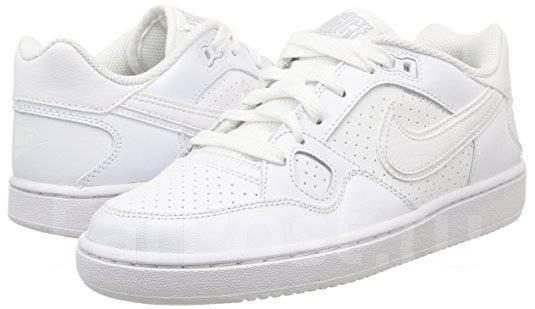 efde60c7 Брендовые Кожаные Кроссовки Nike Son of Force 616302 112 - Обувь во ...