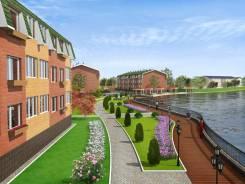 Продаем земельный участок с видом на озеро в Тополево. 1 550кв.м., собственность, электричество, от агентства недвижимости (посредник)