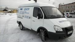 ГАЗ Соболь. Продается грузовой фургон Соболь, 2 000куб. см., 1 000кг.