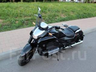 Honda GL 1800. 1 800куб. см., исправен, птс, с пробегом