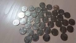2 рубля 2012 год unc 40 шт.