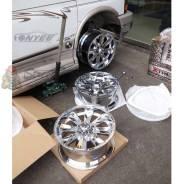 """2Crave Wheels. 9.0x20"""", 6x139.70, ET0, ЦО 108,0мм. Под заказ"""
