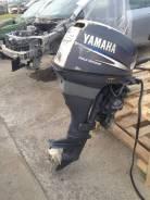 Yamaha. 25,00л.с., 4-тактный, бензиновый, нога L (508 мм), 2005 год год