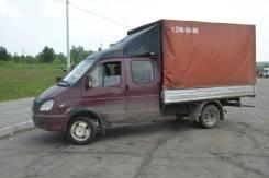 ГАЗ 3302. Газ 3302, 2 400куб. см., 3 000кг.
