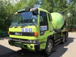 Isuzu Forward. Исузу форвард, 17 000 куб. см., 5,00 куб. м.