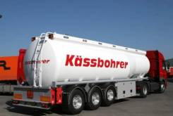 Kassbohrer. Полуприцеп Бензовоз Kaessbohrer STB 38, 30 000кг. Под заказ