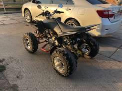 Yamaha Raptor 250. исправен, без птс, с пробегом