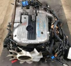Двигатель в сборе. Nissan: Laurel, Cedric, Skyline, Leopard, Figaro, Stagea, Gloria, Rasheen Двигатель RB25DET. Под заказ