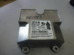 Блок управления SRS Opel Astra H 327963935