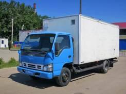 Isuzu NQR. 71 - фургон изотермический 2007г. в., 4 570куб. см., 4 300кг.