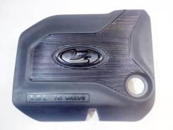 Защита двигателя пластиковая. Лада Веста, 2180, 2181 Двигатели: BAZ21129, BAZ21129CNG, BAZ21179