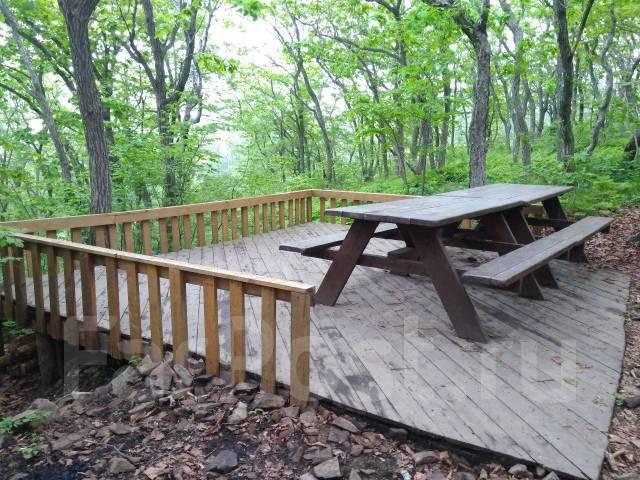 Аренда беседок в чистой лесной зоне (Зеленый угол)