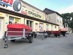 Легковой прицеп 2018 г. в. в наличии в Иркутске. Г/п: 500кг.