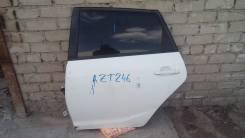 Дверь Toyota Caldina, левая задняя AZT246,