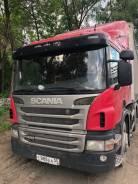 Scania P400CA. Это интересно! Седельный тягач Scania - правильный выбор перевозчиков, 12 740куб. см.