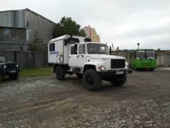 Продается (или сдается в аренду) ПАРМ на базе ГАЗ 33081. 4 750куб. см.