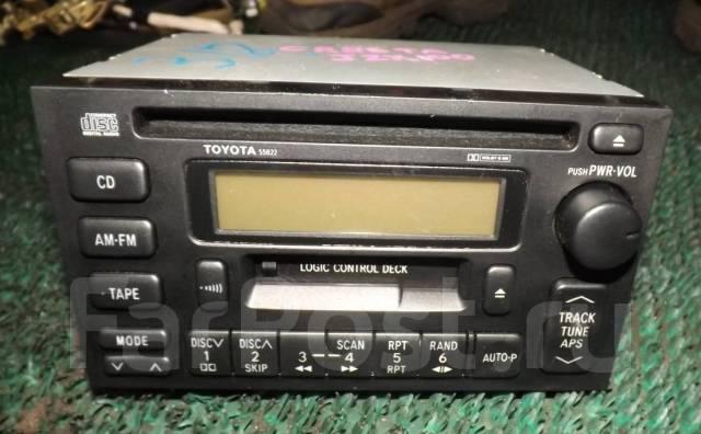 Магнитофон TOYOTA CRESTA, JZX100
