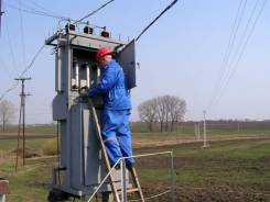 Разрешение на строительство. Подключаем электричество.