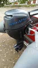 Mikatsu. 9,90л.с., 4-тактный, бензиновый, нога S (381 мм), 2015 год год