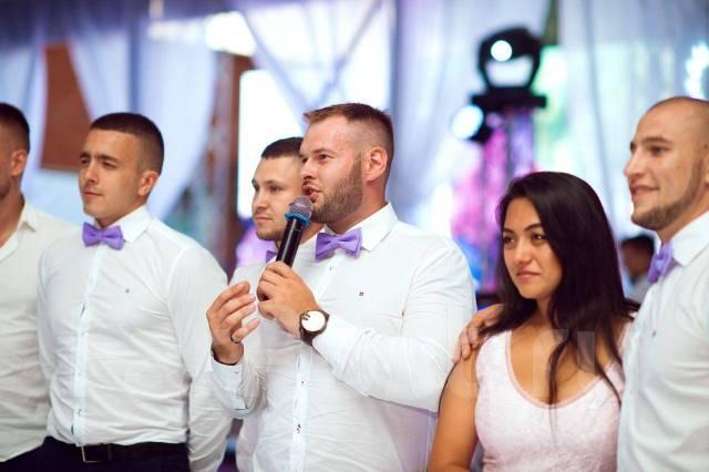 Ведущие на свадьбу