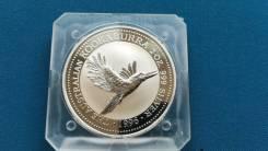 Австралия 2 доллара 1996 г. Кукабарра.