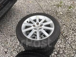 """Продам комплект колёс на литых дисках. 7.5x17"""" 5x114.30"""
