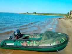 Aquasparks SD. 2010 год год, длина 4,00м., двигатель подвесной, 15,00л.с., бензин