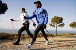 Индивидуальные занятия с тренером по скандинавской ходьбе