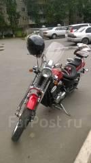 Honda Steed 400. 400куб. см., исправен, птс, без пробега