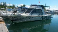 Yamaha STR-25. 1996 год год, длина 9,50м., двигатель стационарный, бензин
