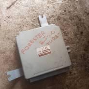 Блок управления двс. Subaru Forester, SF5, SF6, SF9 Двигатель EJ205