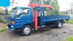 Mazda Titan. 4,6л., эвакуатор 4 тонны, 4 600куб. см., 4 000кг.