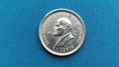 Куба 1 песо 1977 г.