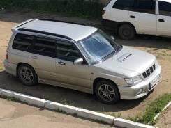 Subaru Forester. автомат, 4wd, 2.0 (240л.с.), бензин, 90 000тыс. км