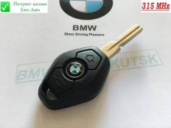 Ключ зажигания, смарт-ключ. BMW: Z3, 1-Series, 3-Series, 6-Series, X3, Z4, X5