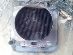 Радиатор охлаждения двигателя. УАЗ Буханка