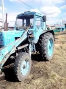МТЗ 80. Продам трактор мтз-80 в р. п. Итатский, Тяжинский Р-ОН, 81,6 л.с.