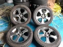 """Калёса на 17 5*114,30. Mazda MPV. 225/55R17 зима 12 год. 6.5x17"""" 5x114.30 ET52.5"""
