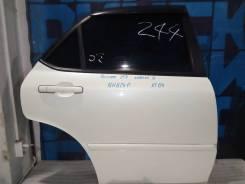Дверь задняя правая на Honda Torneo CF4 F20B